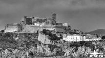 Il castello di Ibiza