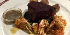 Surf and turf Pacific fusion (foto)