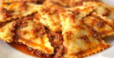 Pansotti al ragù di carne: un classico della cucina ligure