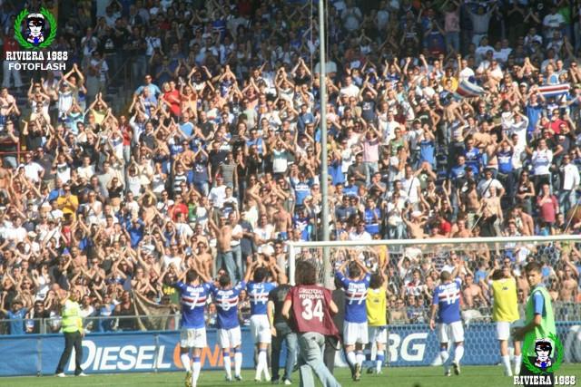 Sampdoria-Catania 2006/2007