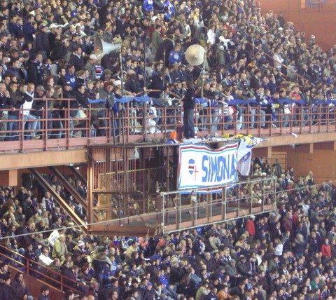Sampdori-Palermo 2006/2007