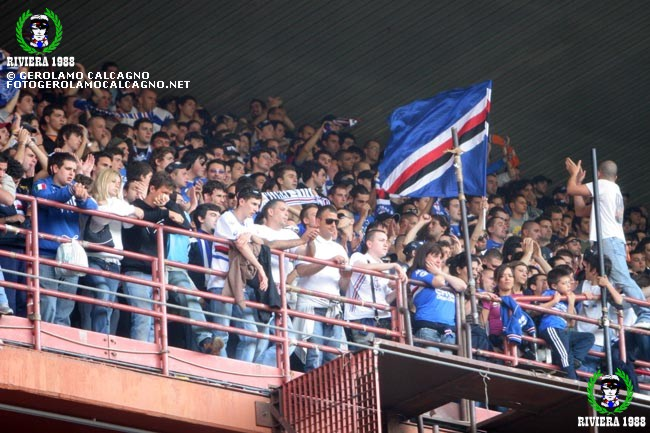 Sampdoria-Reggina 2006/2007