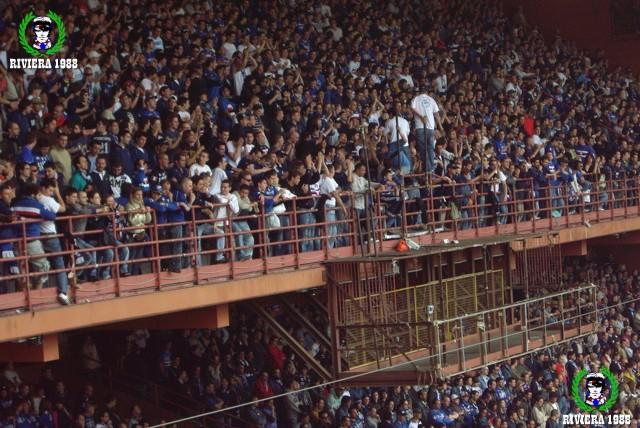 Sampdoria-Reggina 2006/2007