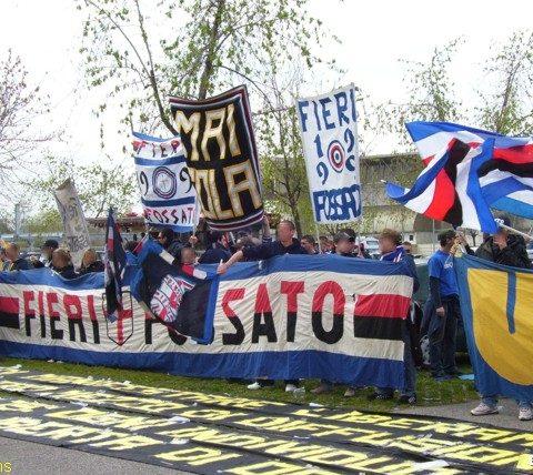 Chievo Verona-Sampdoria 2006/2007