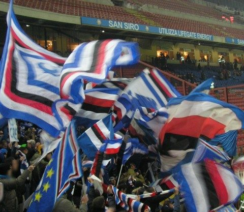 Inter-Sampdoria 2006/2007 coppa Italia