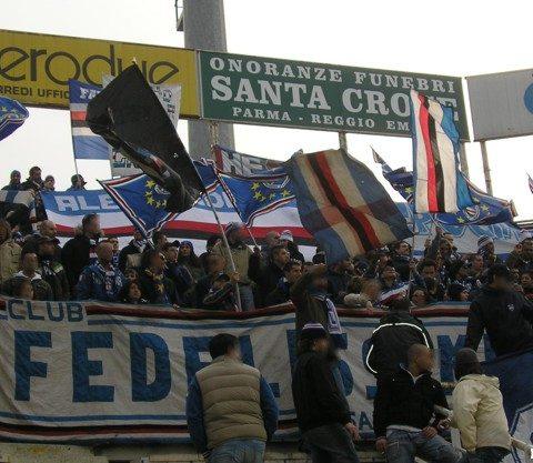 Parma-Sampdoria 2006/2007