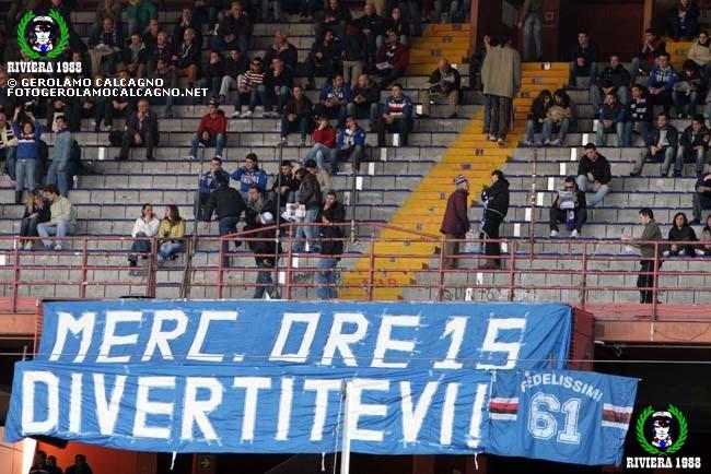 Sampdoria-Atalanta 2006/2007