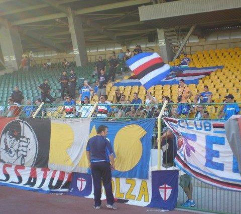 Cherno More-Sampdoria 2007/2008