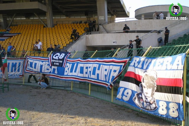 Cherno More-Sampdoria 2007/2008