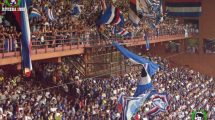 Sampdoria-Cherno More 2007/2008 Intertoto
