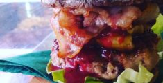 Hamburger artigianale (foto)