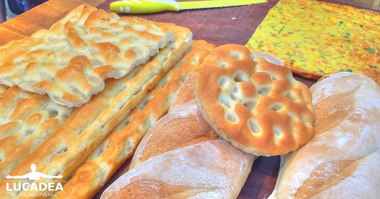 Pane e focaccia (foto)