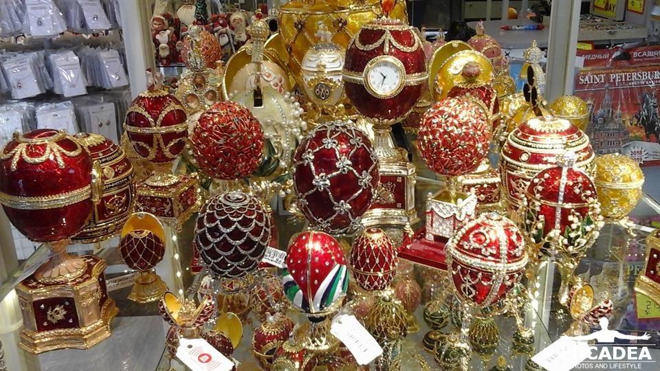 souvenir russi