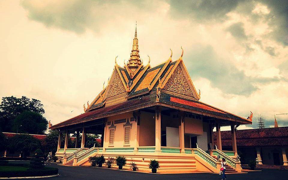 Tempio in Cambogia
