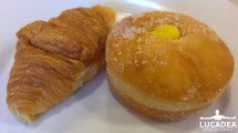 Krapfen e brioche a colazione (foto)