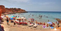 Ibiza - Spiaggia di Sa Caleta