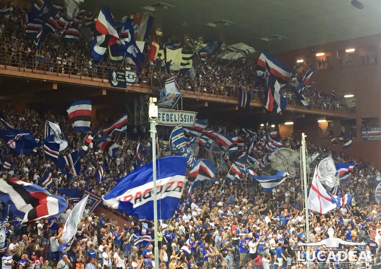 sampdoria-benevento 2017/2018