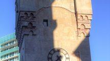 La torre simbolo di Savona: torre Leon Pancaldo