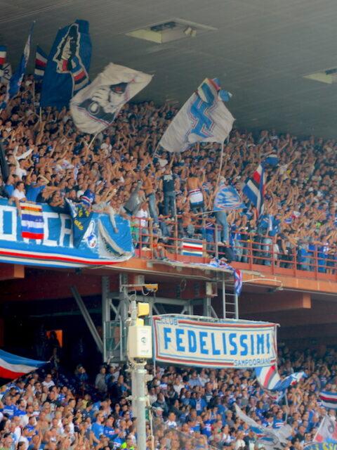 Sampdoria-Milan 2017/2018