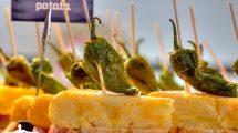 Tortillas de patata: piatto tipico spagnolo come tapas (foto)