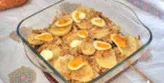 Baccalà alla Gomez de Sa: piatto portoghese fatto in casa