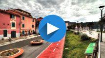 A passeggio per Riva Trigoso: video in 4k del borgo marinaro