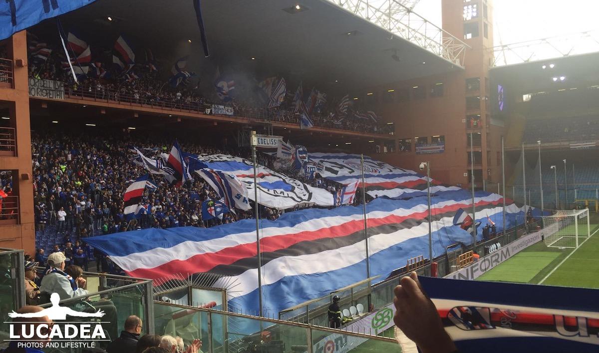 Sampdoria-Chievo Verona 2017/2018
