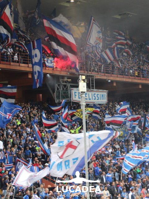Sampdoria-Crotone 2017/2018