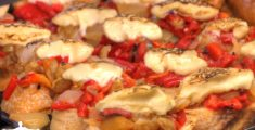Tapas peperoni e formaggio: un altro tipo di tapa spagnola (foto)