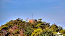 Torre Marconi a Sestri Levante vista dalla Baia del Silenzio (foto)