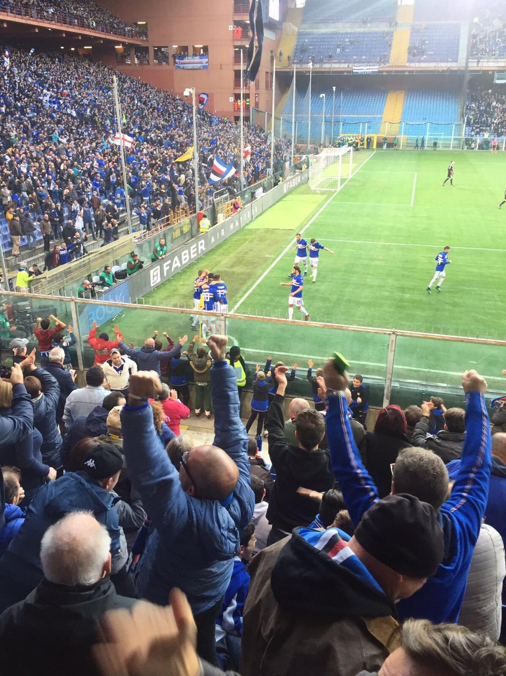 Sampdoria-Juventus 2017/2018