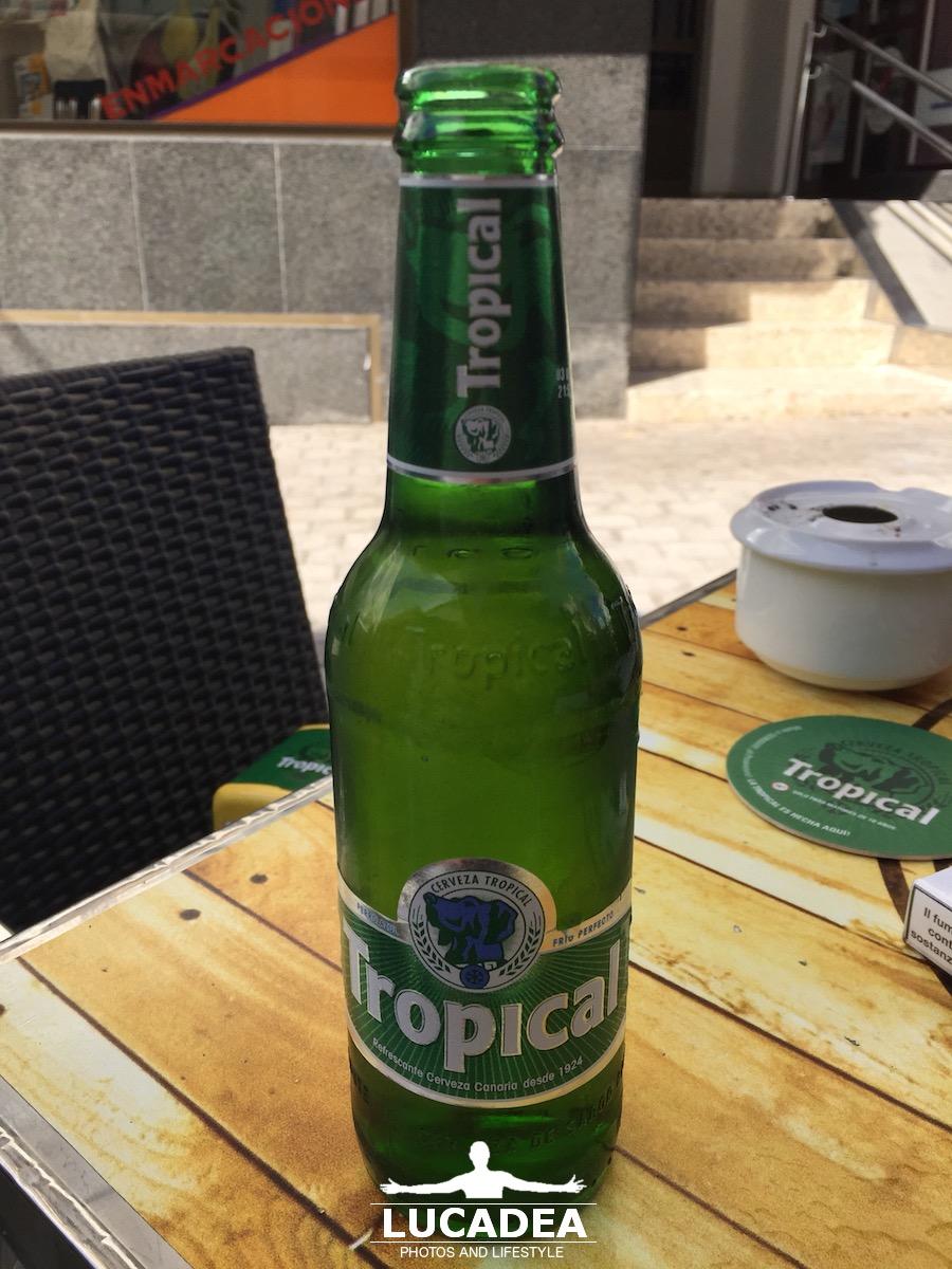 Birra Tropical: una bionda spagnola