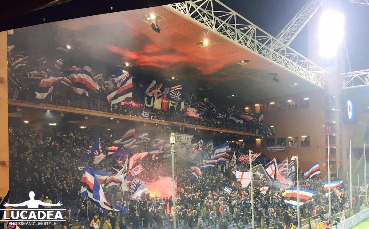 Sampdoria-Lazio 2017/2018