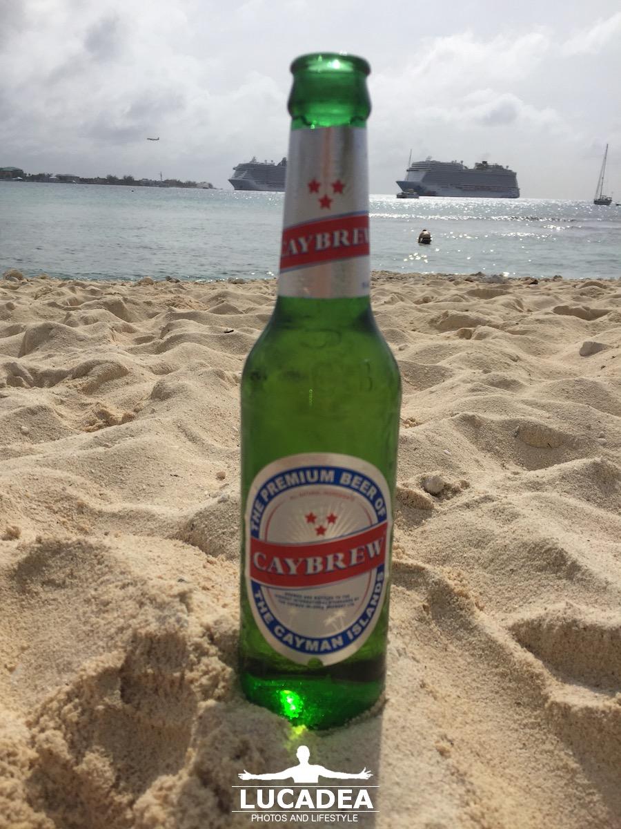 Birra a Grand Cayman: Caybrew (foto)
