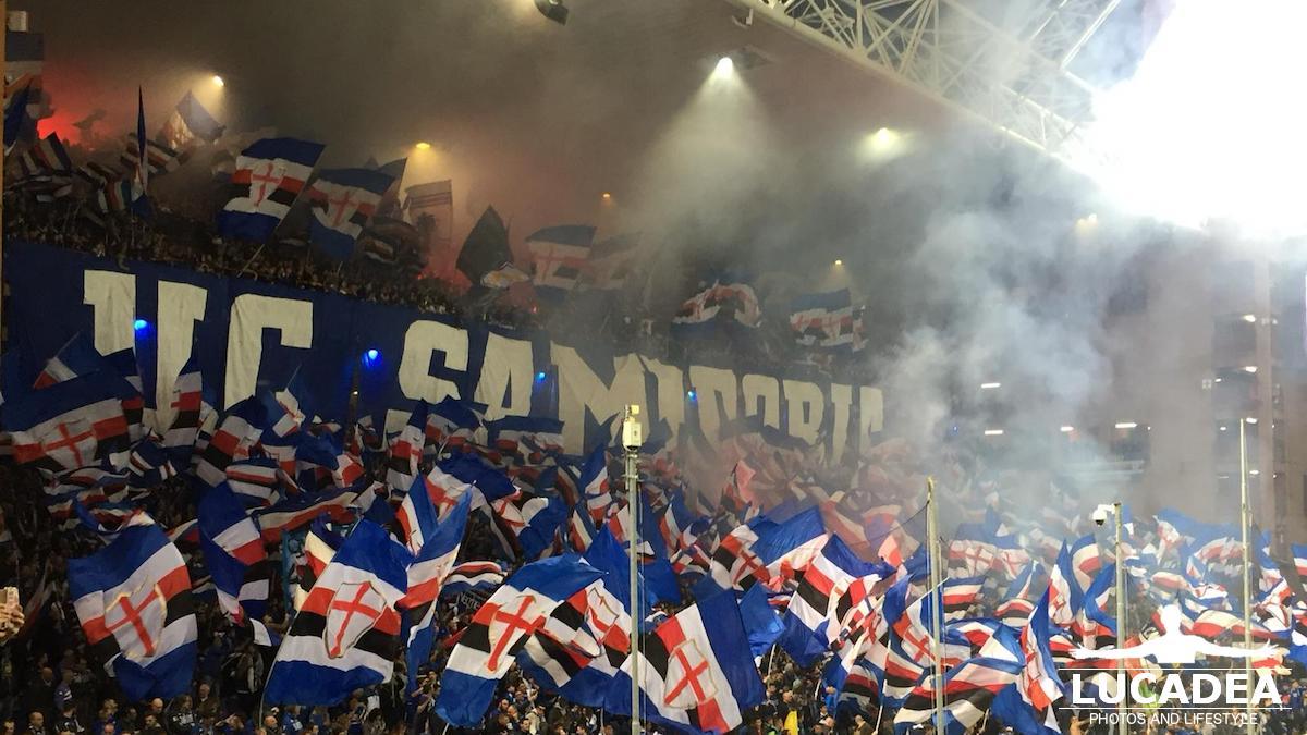 Sampdoria-Genoa 2017/2018
