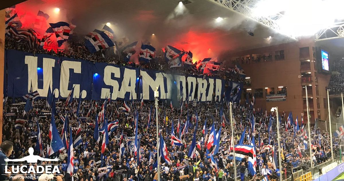 Sampdoria-Genoa 2017-2018