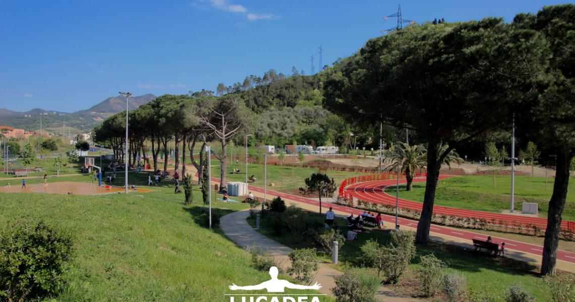 Parco Mandela a Sestri Levante