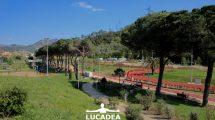 Il parco Nelson Mandela a Sestri Levante: la nuova pista
