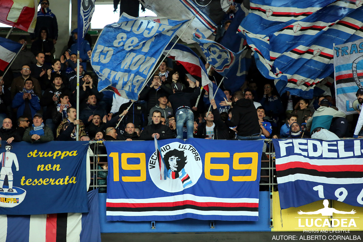 Chievo Verona-Sampdoria 2017/2018