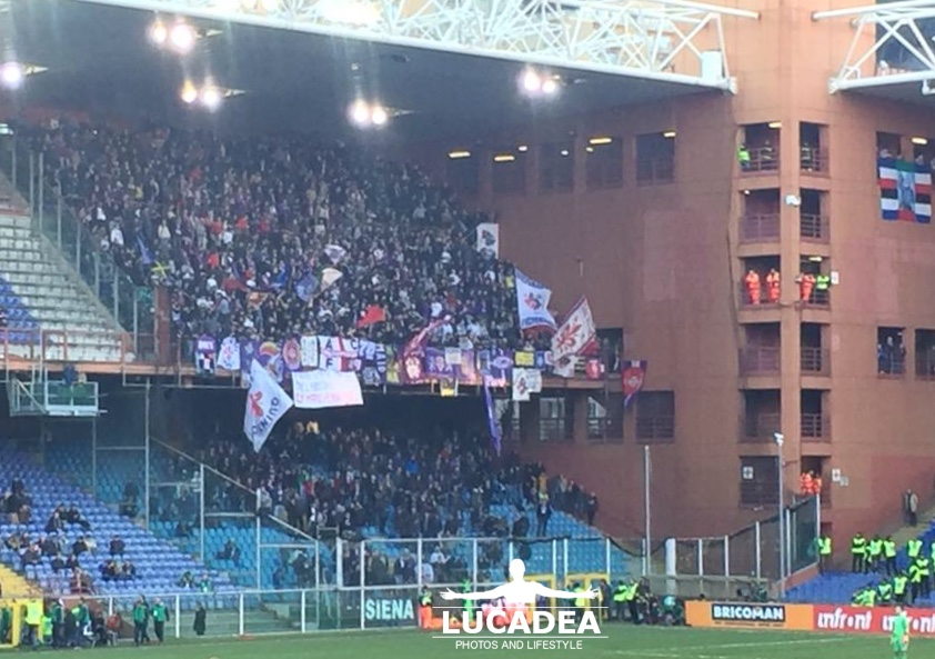 Sampdoria-Fiorentina 2017/2018