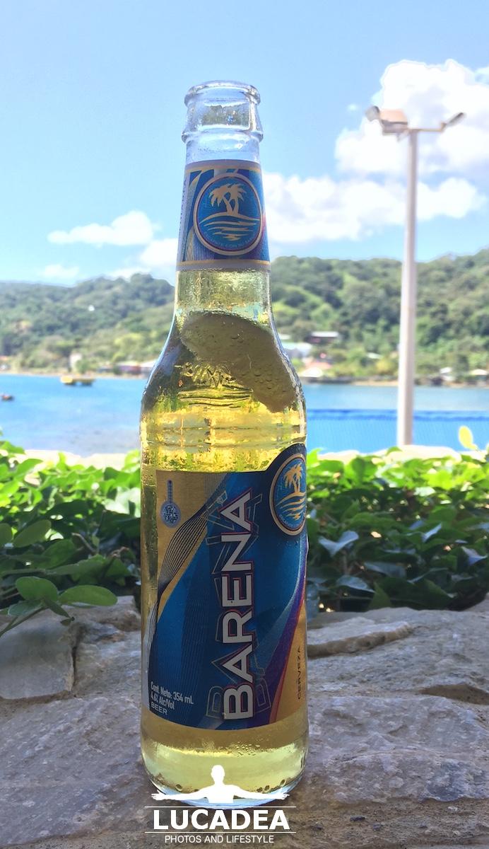 Birra Barena: bionda dall'Honduras