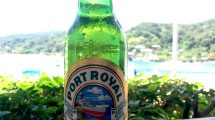 Birra Port Royal: bionda dall'Honduras (foto)