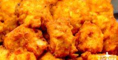 Bunuelos de bacalao, frittelle di baccalà spagnole (foto)