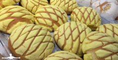 La concha amarilla, un buon pane dolce messicano (foto)