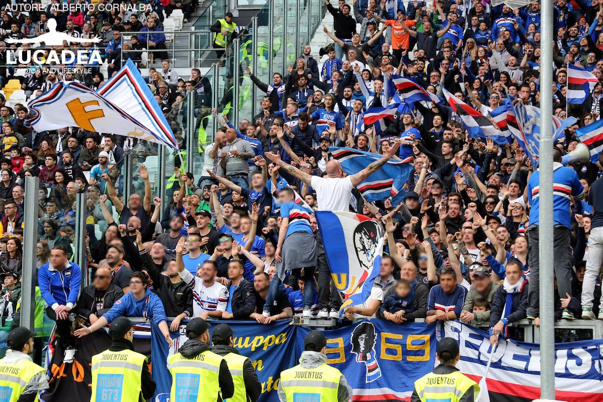 juventus-Sampdoria 2017/2018