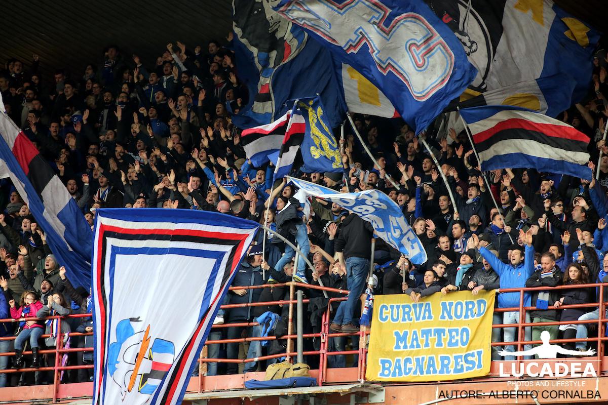 Sampdoria-Inter 2017/2018