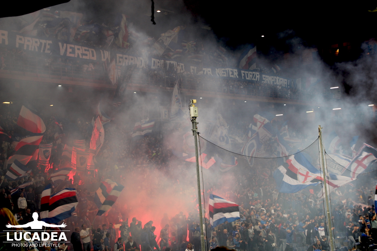 sampdoria-bologna 2017/2018