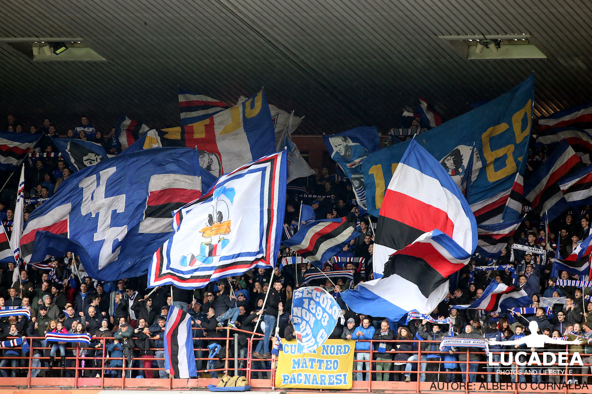 Sampdoria-Inter 2017/2018