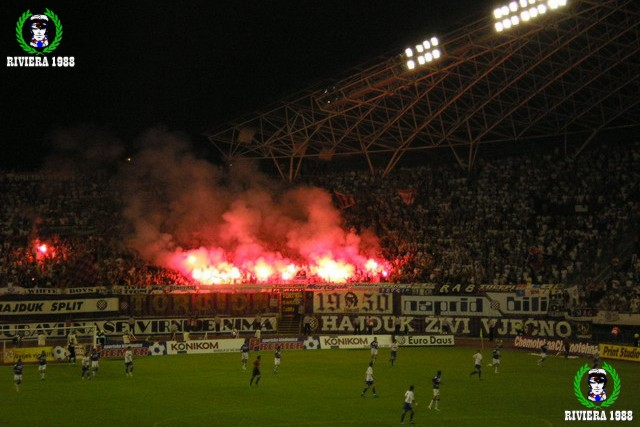 Hajduk Spalato-Sampdoria