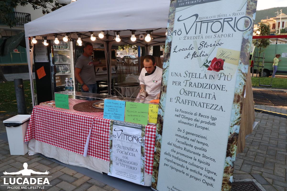 Street food a Sestri Levante 2018